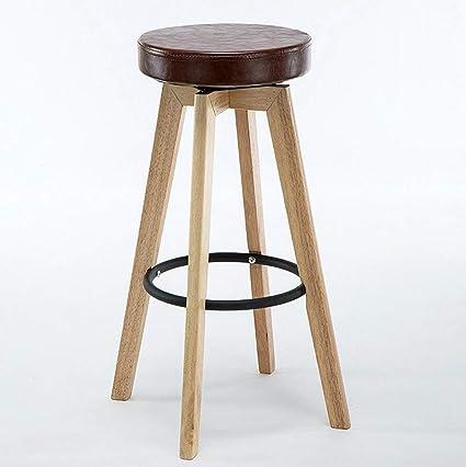 Cool Amazon Com Useful Home Furniture Wooden Bar Chair High Machost Co Dining Chair Design Ideas Machostcouk