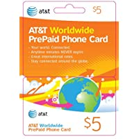 Calling Card Bundle 8 - 6cards $5 AT&T & 2cards $10 AT&T Prepaid Phone Cards-ON PROMO SALE NOW!!!
