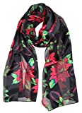 Funky Junque's Holiday Party Special Occasion Events Festive Silky Satin Scarves