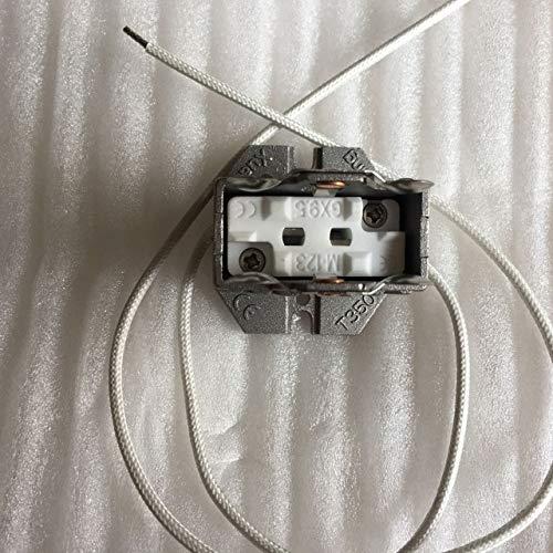 Kamas 150W 200W 250W 575W 1000wGX9.5 GY9.5 G9.5 Bi pins Bulb Holders,MHK 575W HMI MSD MSR HTI CSR Halogen HID Light lampholder Socket - (Color: Same Size -
