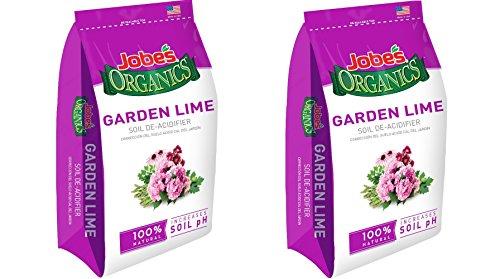 amazoncom jobes organics 9365 ph balancer turns hydrangeas pink organic gardening soil de acidifier 6 lb garden lime garden outdoor - Garden Lime