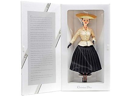 16c0177e Mattel Christian Dior Barbie