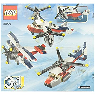 LEGO Creator 31020 Twinblade Adventures: Toys & Games