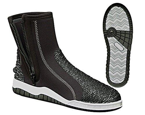 【返品不可】 h2odyssey 5 mm UltraSoleファスナー付きDive Boot Womens Boot Mens/14 B00OV8F7D2 13 Mens/14 Womens, プロ用ヘア&コスメShopネッツビー:5b01e55d --- mcrisartesanato.com.br
