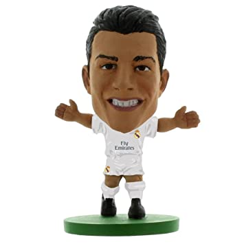 441ff96d4 SoccerStarz Real Madrid Cristiano Ronaldo - Multi-Colour  Amazon.co.uk   Sports   Outdoors