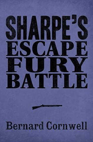 book cover of Sharpe\'s Escape / Sharpe\'s Fury / Sharpe\'s Battle