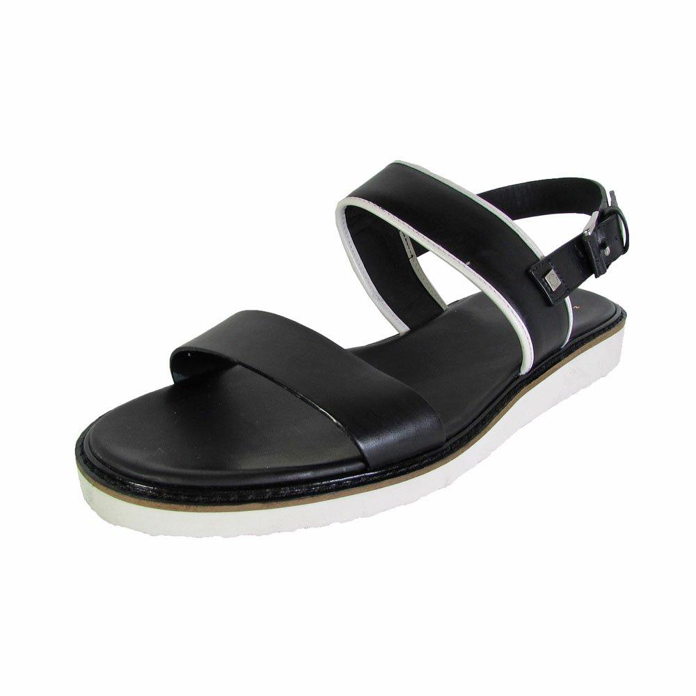 Cole Haan Women's Capri Sandal,Black Leather,9 B US