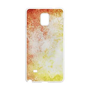 Samsung Galaxy Note 4 Cases Colorful 119 Design for Men, Luxury Case for Samsung Galaxy Note 4 Design for Men [White]