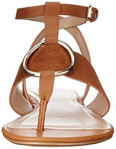 Camel Aldo Sandal Compas Women Flat 8Cnqqaxvw