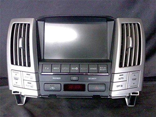 トヨタ 純正 ハリアー U30系 《 MCU31W 》 マルチモニター P30800-18009835 B07C6V2Y77