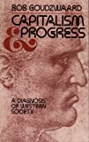 Capitalism and Progress : A Diagnosis of Western Society, Goudzwaard, Bob, 0802818099