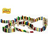 : HABA Wooden Domino Race Set (Made in Germany)
