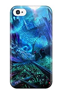 2755904K64865399 New Style TashaEliseSawyer Battle Premium Tpu Cover Case For Iphone 4/4s