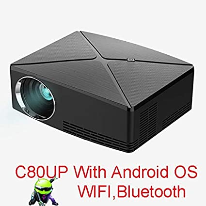 Amazon.com: LCD Projectors - 2200lm Android WiFi Portable ...