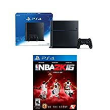 PS4 500GB Hardware with NBA 2K16 - Standard Edition