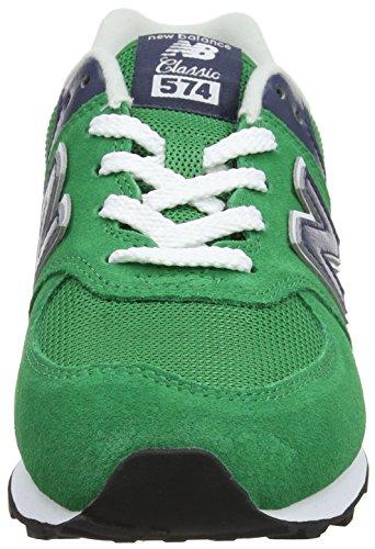 New Sneaker Grün Unisex Green Gc574v1g Blue Kinder Balance rIpwyqAr