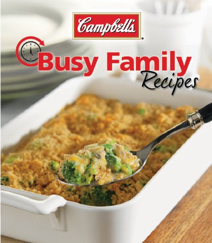Campbell's Busy Family Recipes