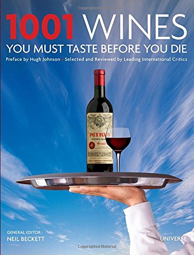 1001 Wines You Must Taste Before You Die by Universe