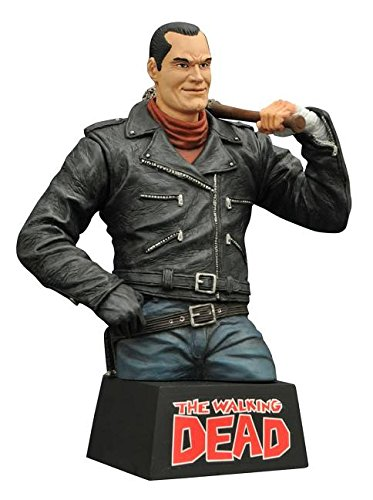 Diamond Select Toys The Walking Dead: Negan Vinyl Bust Bank