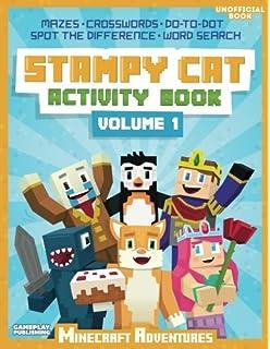 Stampy Cat Activity Book Minecraft Adventures Volume 1