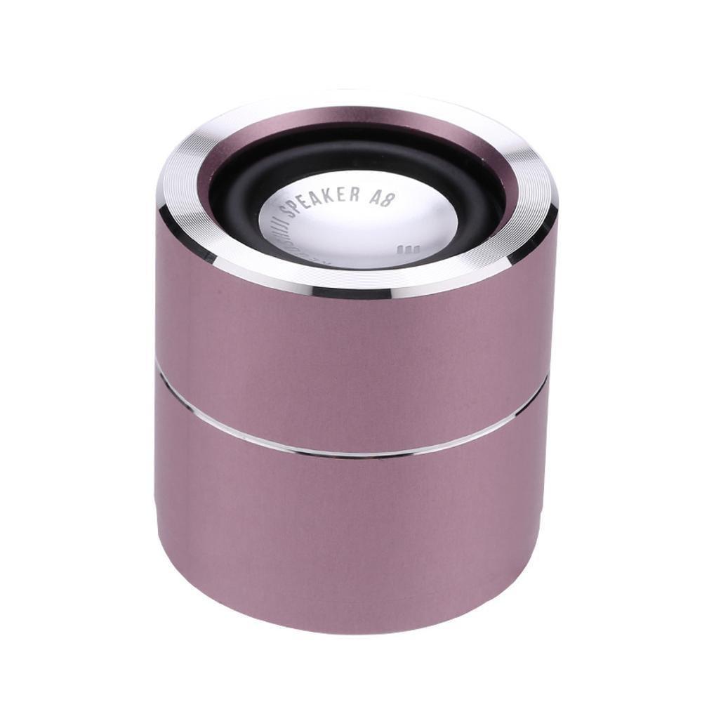 Kaxima Wireless Bluetooth Speaker Outdoor Mini Gift Support Card