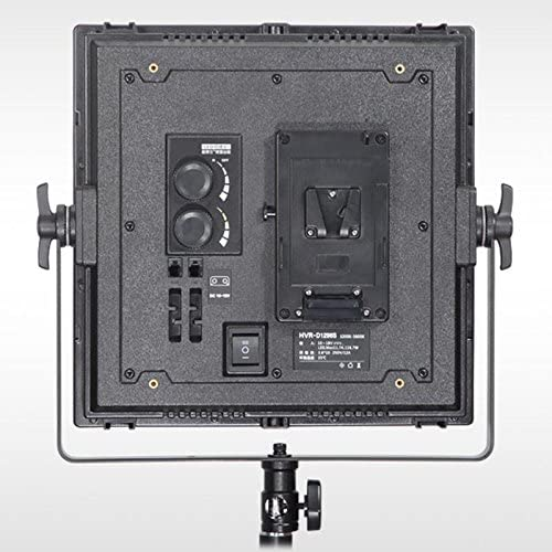 ILEDGear Ultra High Power 1296 LED 98TLCI Bi-Color Dimmable Panel 3-Light Kit with V-Mount Plate and Smart SYNC Control