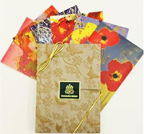 Notecards of Pangborn Art -