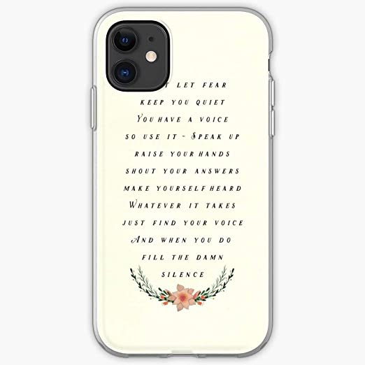 Amazon.com: Greys Anatomy Meredith Grey | Clear TPU Phone Case for ...