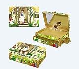 Enchantmints B7002 Treasure Music Box - Rose Cottage