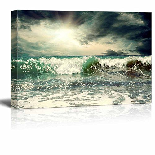 Beautiful View of Seascape Home Deoration Wall Decor ing ped
