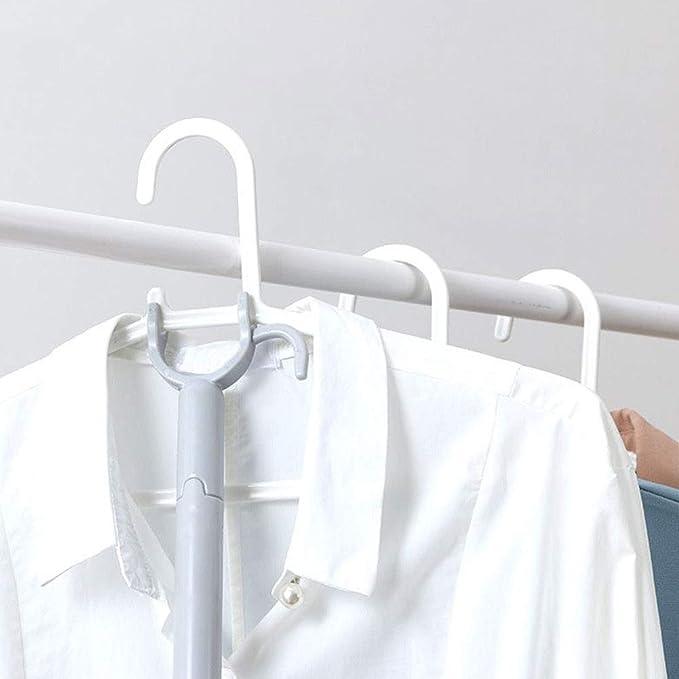 MOCRIS Percha de secado ajustable secadora de ropa colgador ...
