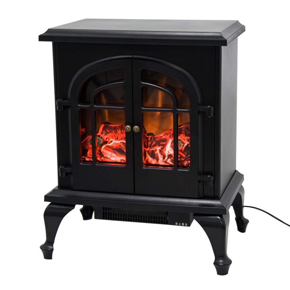Acquisto Stufe elettriche MAHZONG Camino elettrico dell'ufficio economizzatore d'energia del riscaldatore elettrico domestico della casa del radiatore di fiamma 3D Prezzi offerte