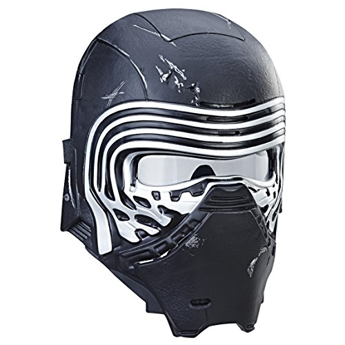 Star Wars: The Last Jedi Kylo Ren Electronic Voice Changer Mask -