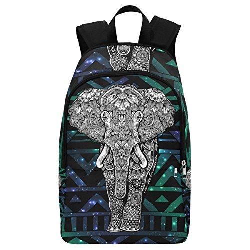 Elephant Book Bag - 5