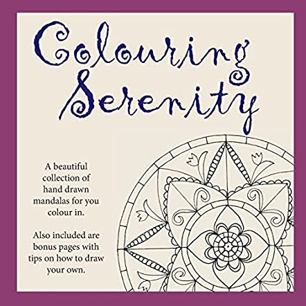 Colouring Serenity