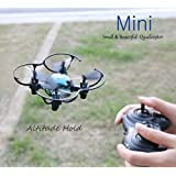 Drones for Kids, Vandora Mini Drone 2.4Ghz RC Helicopter Headless Mode, Pocket RC Quadcopter Altitude Hold for Drone Training