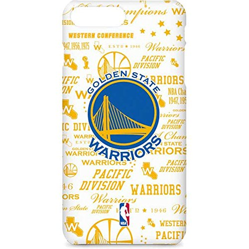 NBA Golden State Warriors iPhone 7 Plus Lite Case - Golden State Warriors Historic Blast Lite Case For Your iPhone 7 Plus by Skinit