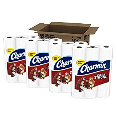 Charmin Ultra Strong Toilet Paper 48 Double Roll