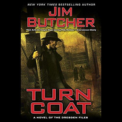 Bargain Audio Book - Turn Coat