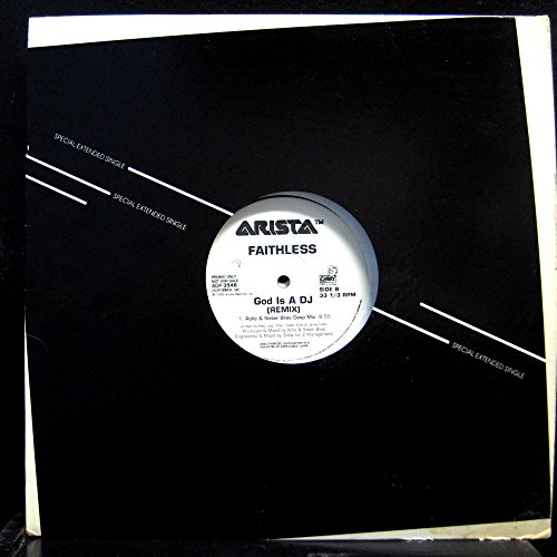 Faithless - Faithless God Is A Dj Vinyl Record - Zortam Music