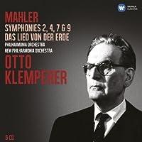 Mahler: Symphonies Nos. 2, 4, 7 & 9; Das Lied Von Der Erde (6 Cds) - Limited Edition