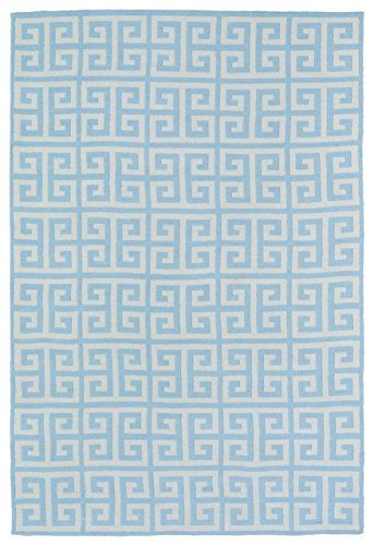 Kaleen Rugs Lily & Liam Collection LAL03-17 Blue Machine Tufted Rug 8' x 10' [並行輸入品]   B07HLKJV1Z