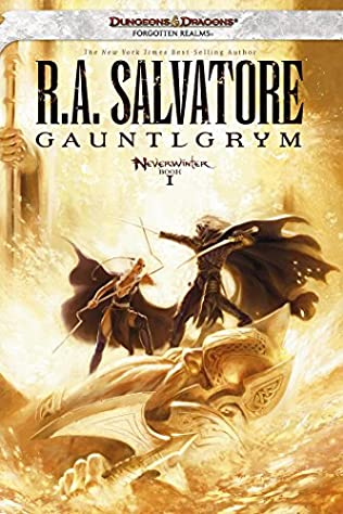 book cover of Gauntlgrym