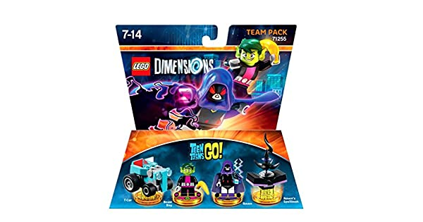 Warner - Teen Titans GO! [Team Pack]: Amazon.es: Videojuegos