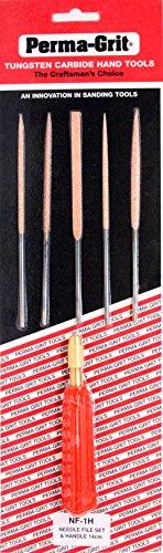 Perma-Grit Needle File Set (Perma Needle)