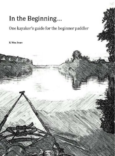 In the Beginning...: One kayaker