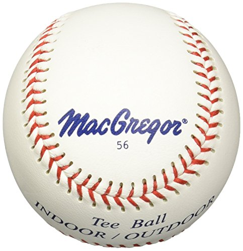 (MacGregor #56 Official Tee Balls (One Dozen))