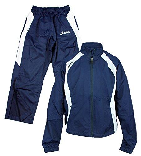 45ea4a3667905 Asics Youth Caldera Warm Up Jacket And Pants Set - Import It All