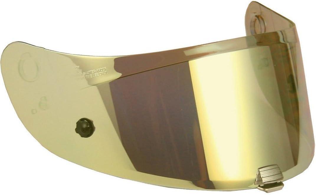 HJC HJ-07 Visier Iridium Gold