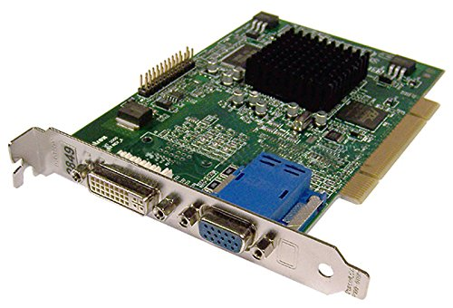 .Matrox. G450 PCI 32MB VGA-DVI Video G45FMDVP32DOE3D 80P4527 Millenium -